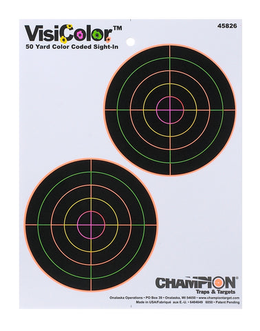 Champion Target Squirrel Large 12 PK Card