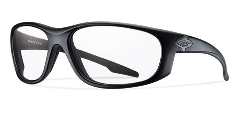 Smith Optics Aegis Arc Compact Tactical Glasses - Wolf Frame/Clear Lens