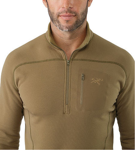 Arc'teryx LEAF Men's Cold WX Zip Neck SV
