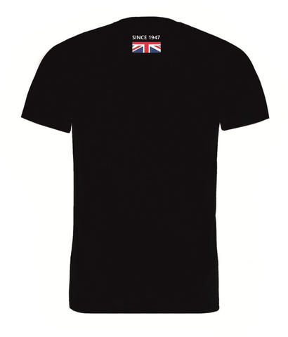 Edgar Brothers Coloured Union Jack T-Shirt Limited Edition