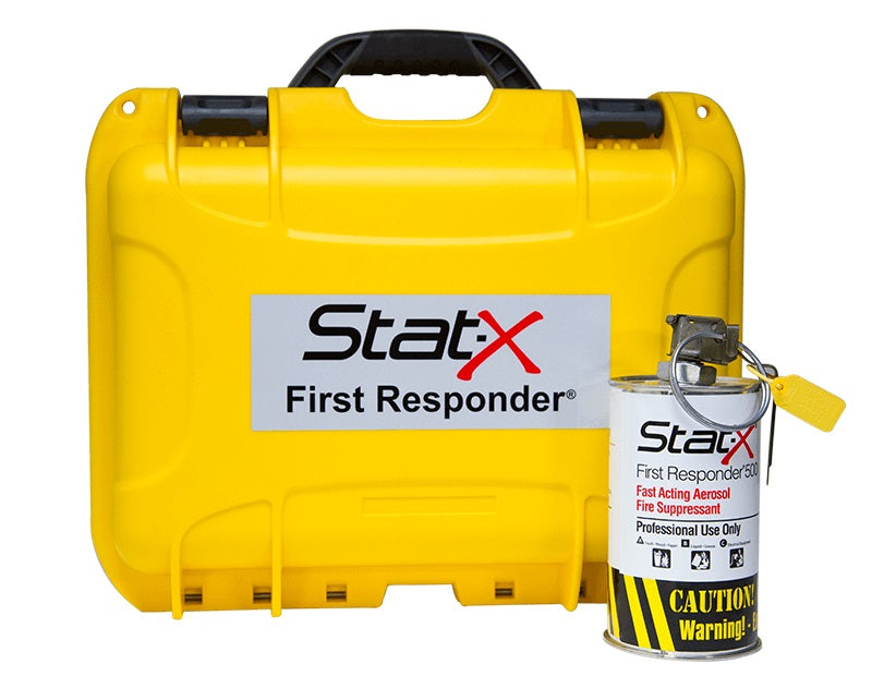 Stat-X First Responder Emergency Handheld Fire Suppression Tool - Box of 4