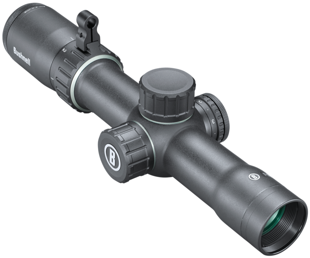 Bushnell Forge 1-8x30 Illuminated 4A Reticle