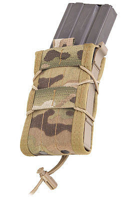 High Speed Gear Double Decker TACO MOLLE Pouch - MultiCam