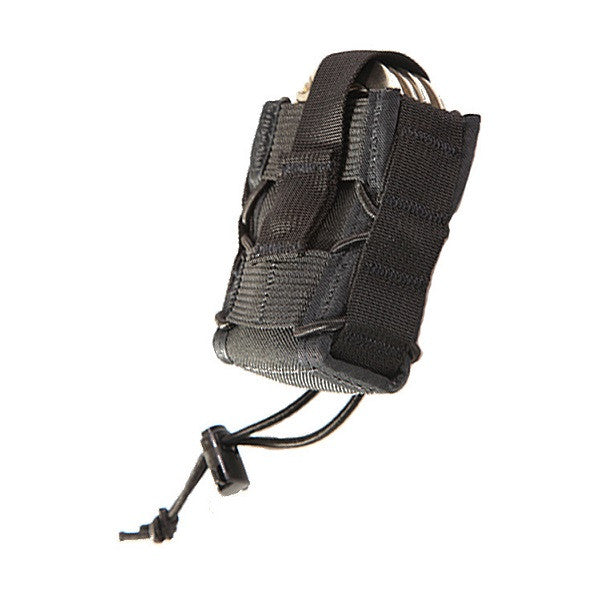 High Speed Gear Belt Mounted Handcuff TACO Pouch Black