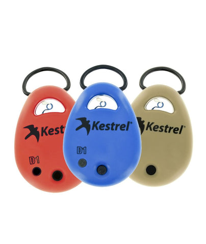 Kestrel Rotating Vane Mount& Carry Case for Kestrel 5000 Series Black