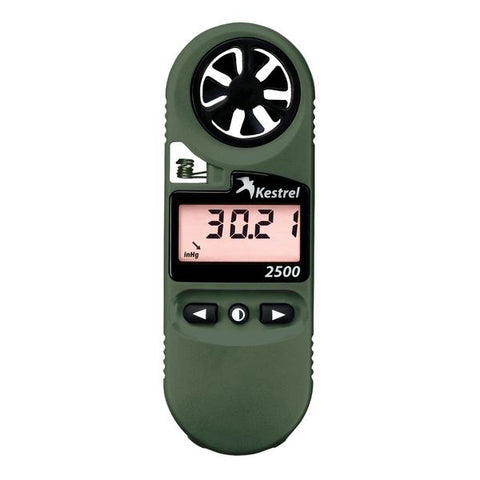Kestrel 5000AG Livestock Environmental Meter HiViz Green