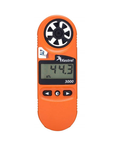 Kestrel 5500FW Fire Weather Meter Pro with LiNK + Vane Mount Safety