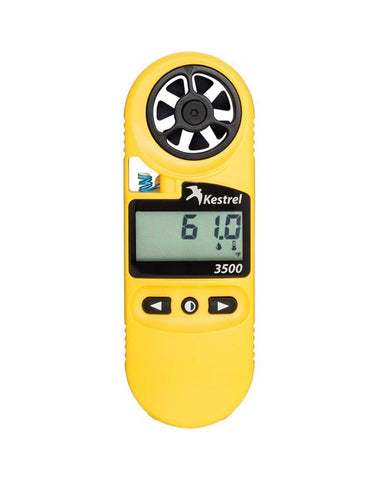 Kestrel 3500 Weather Meter / Digital Psychrometer