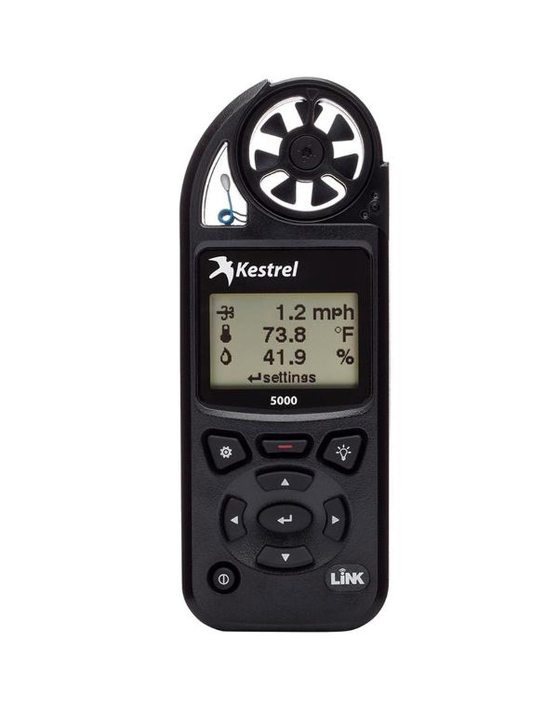 Kestrel 5000 Environmental Meter Black