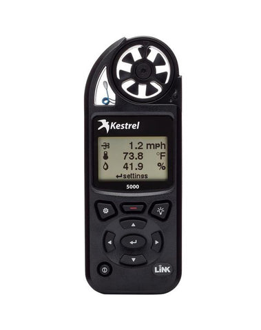 Kestrel 5200 Professional Environmental Meter High Viz Green