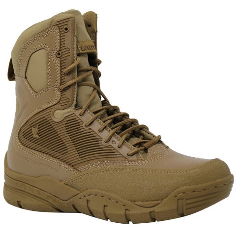 "Lalo Men's Shadow Intruder 8"" Coyote Brown"