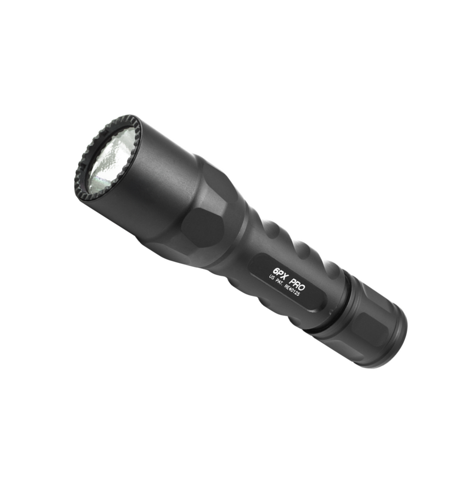 SureFire 6PX™ Pro Dual-Output LED Flashlight