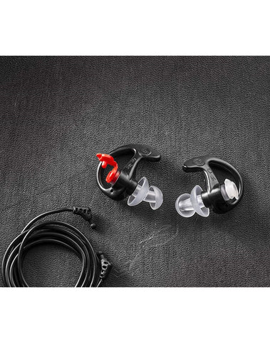 Surefire EP3 Sonic Ear Defenders - Black
