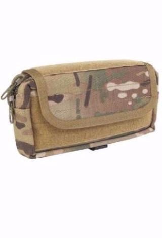 High Speed Gear Pogey General Purpose Pouch - MultiCam