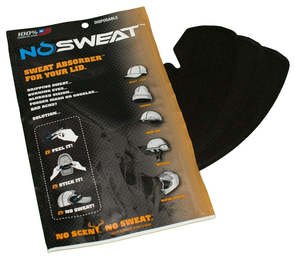 No Sweat Hard Hat Liner