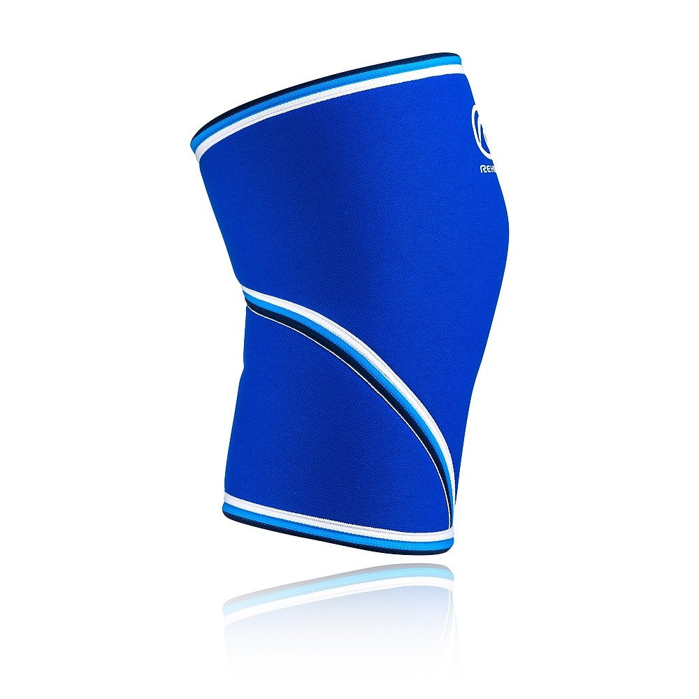 Rehband RX Original V Knee Sleeve 7mm, Blue