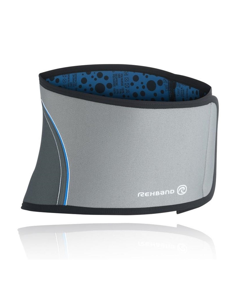 Rehband QD Back Support 5mm, Grey (DISCONTINUED)