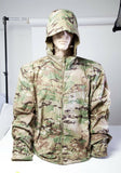 Reptilia Chameleon Military & Tactical Combat Multicam Hooded Jacket