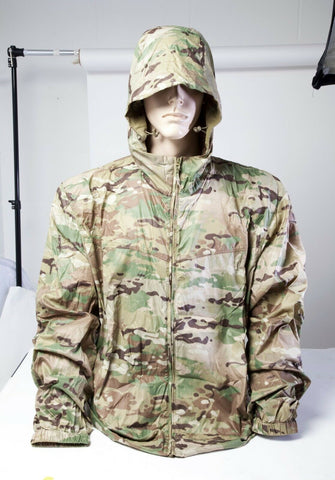 Reptilia Chameleon Military & Tactical Combat Multicam Hooded Jacket (LAST FEW SIZES REMAINING)