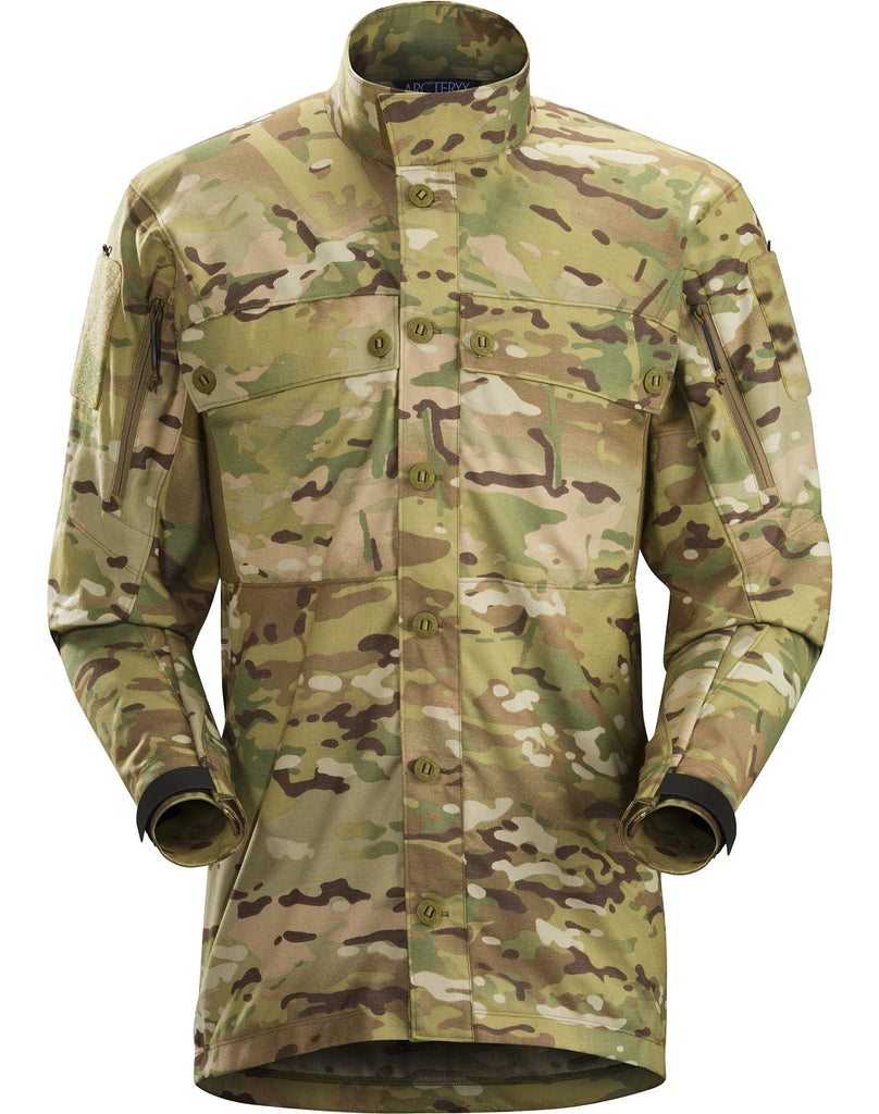 Arc'teryx LEAF Men's Recce Shirt LT Multicam