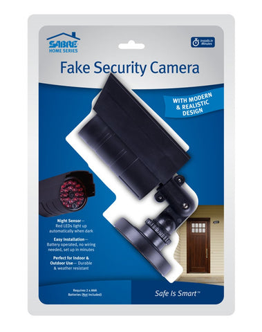 SABRE Fake Security Camera - Indoor/Outdoor (DISCONTINUED)
