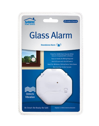 SABRE Window Glass Alarm (DISCONTINUED)