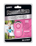 SABRE Personal Alarm with Clip & LED Light (DISCONTINUED)