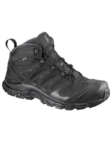 Salomon Forces XA Pro 3D Boots - Black (DISCONTINUED) - Last few sizes