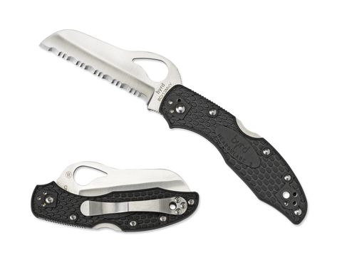 Spyderco Delica® 4 Blue FRN Sprint Run™
