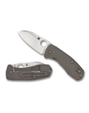 Spyderco Techno™ Folder 2 Titanium Knife