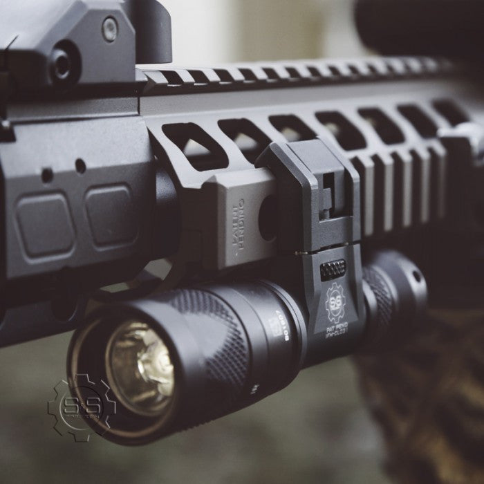 S&S Precision Integrated Flashlight Mount Cam