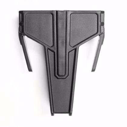 High Speed Gear Belt Mounted Handcuff TACO Pouch Wolf Grey