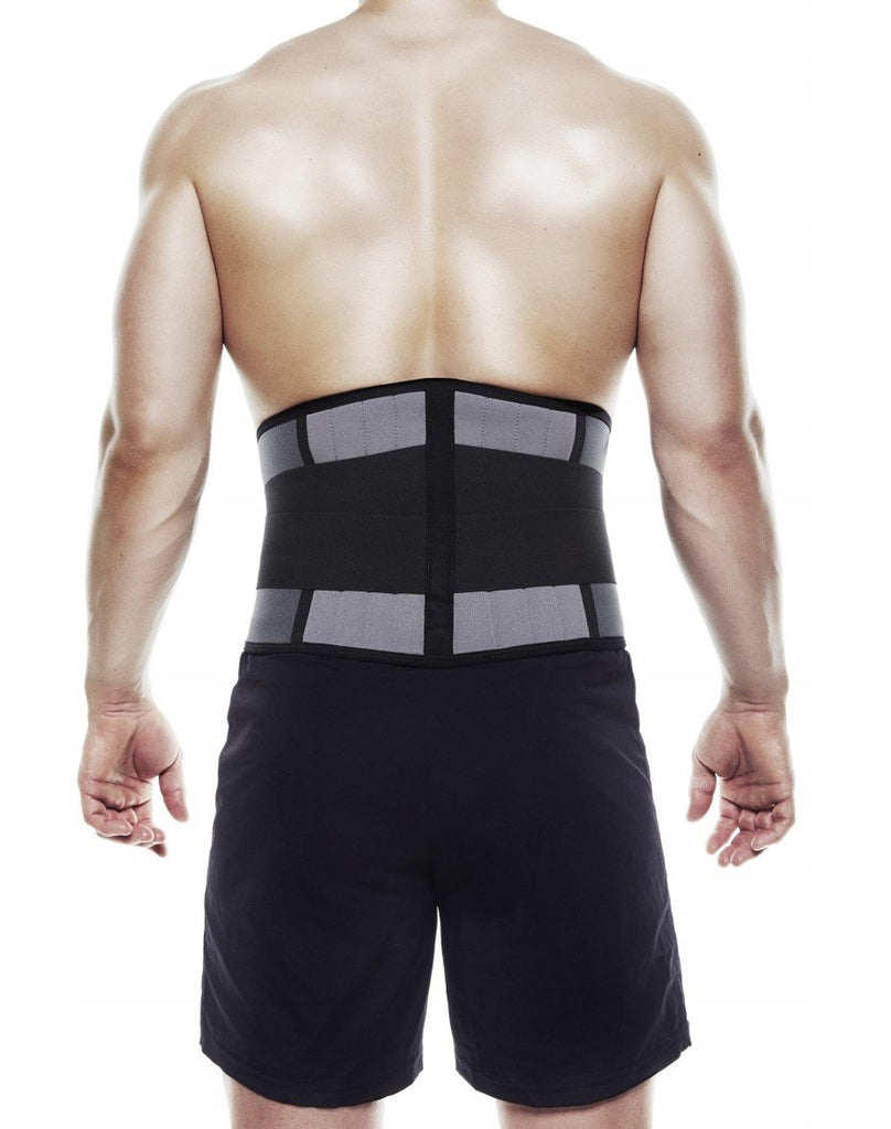 Rehband UD X-Stable Back Support, Grey
