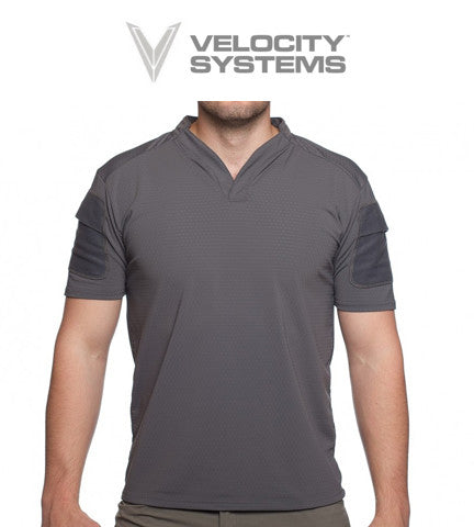 Velocity Systems Boss Rugby Top - Large
