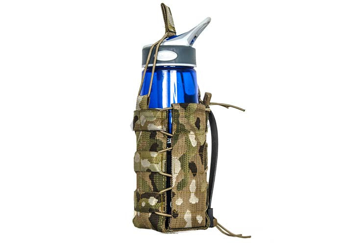 High Speed Gear Soft TACO Versatile Water Bottle Pouch - MultiCam