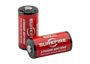 Surefire Box of 12 SureFire 123A Lithium Batteries