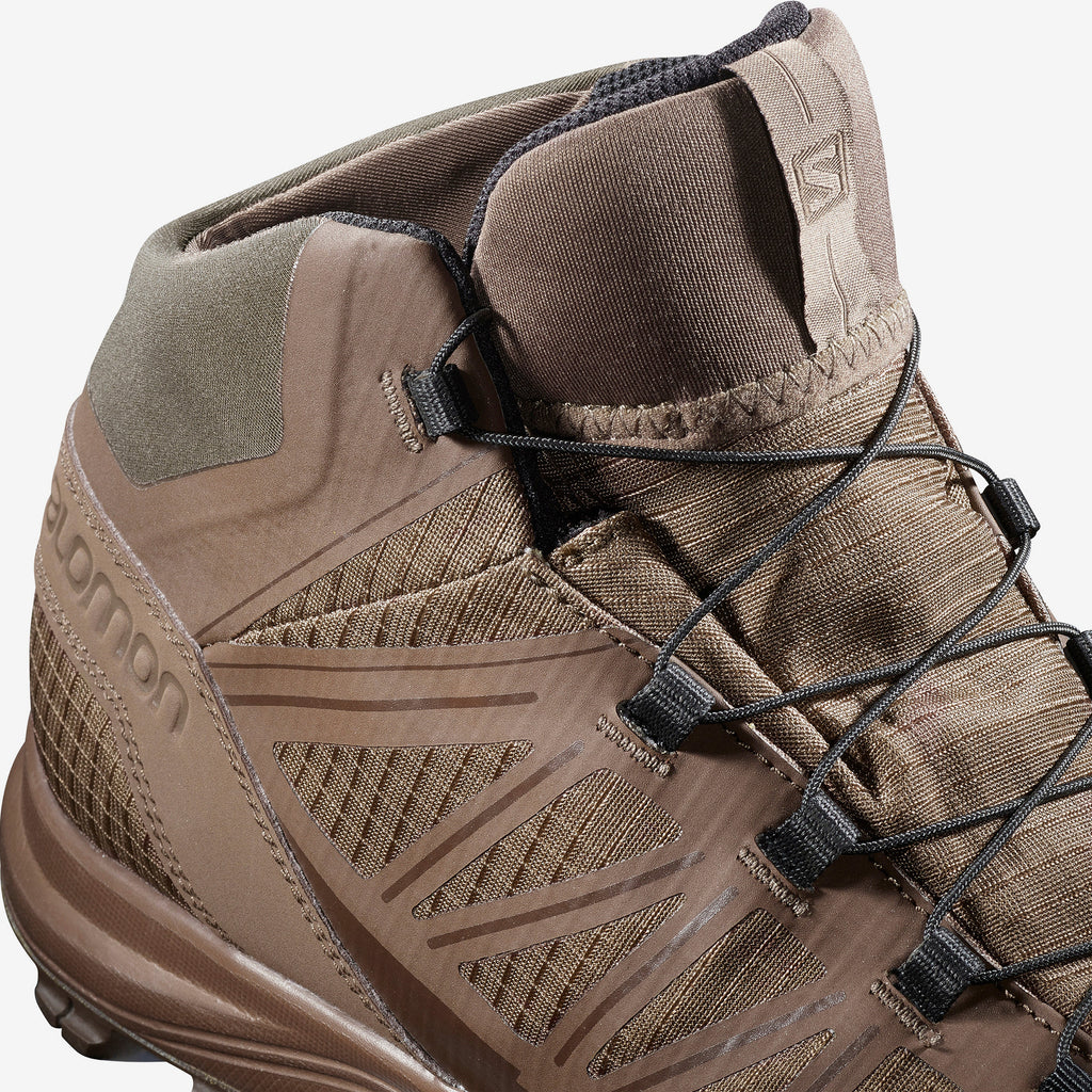 Salomon Forces Speed Assault Boots - Burro