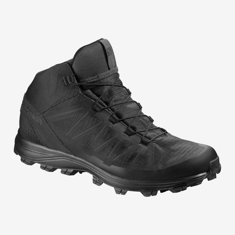 Salomon Forces Speed Assault Boots - Black
