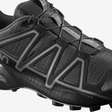 Salomon Forces Speedcross 4 Wide Forces - Black