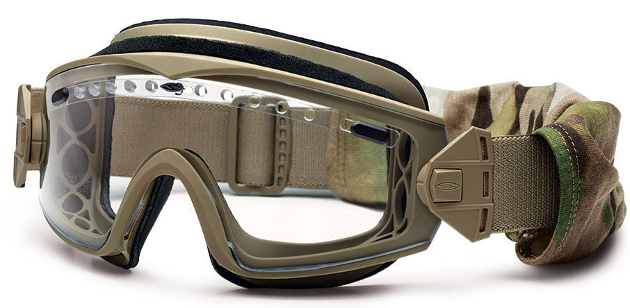 Smith Optics Elite LOPRO Regulator Tactical Goggles