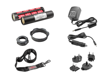 Surefire UDR Dominator Rechargeable Ultra-High Variable-Output LED Flashlight