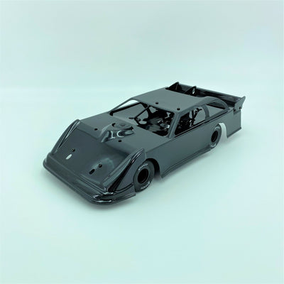 1/18 1RC Late Model, Black, RTR
