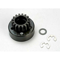 5215 Clutch Bell 15T/Fiber Washer/E