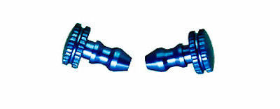 Fuel Line Plugs Blue