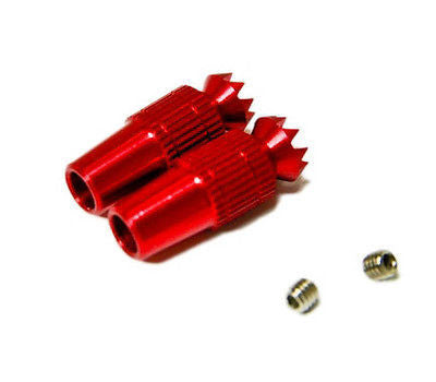 Transmitter Stick Ends 4mm R