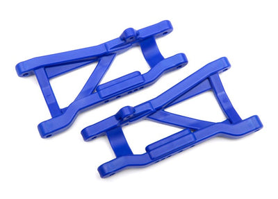 2555A Suspension arms, blue, rear, heavy duty (2)