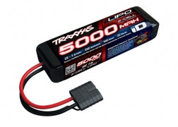5000mAh 7.4v 2-Cell 25C LiPo Battery