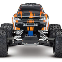 Stampede: 1/10 Scale Monster Truck Orange