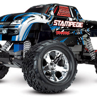 36054-4_BLUE Stampede: 1/10 Scale Monster Truck Blue