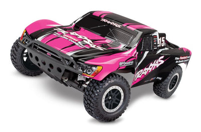 58034-1_PNKX Slash 2WD SCT Brushed RTR Pink